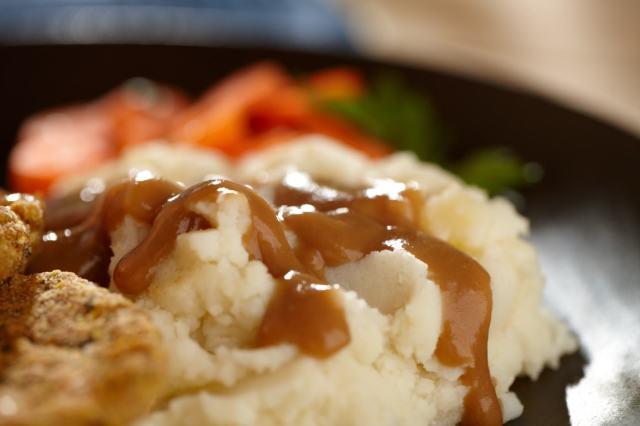 brown gravy B