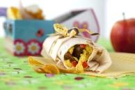 Meatless Monday: Scrambled Tofu Burrito