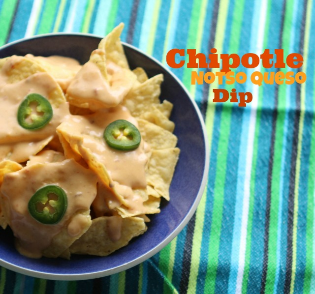 Vegan Chipotle Cheese Sauce