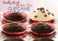 REALLY GOOD Gluten Free Cupcakes